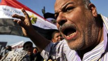 President Morsi's supporters rally in Egypt