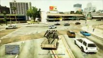 GTA V : Plein le cul
