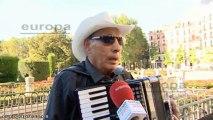 Músicos callejeros, a examen en Madrid