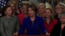 Pelosi announces she'll stay on as House minority leader