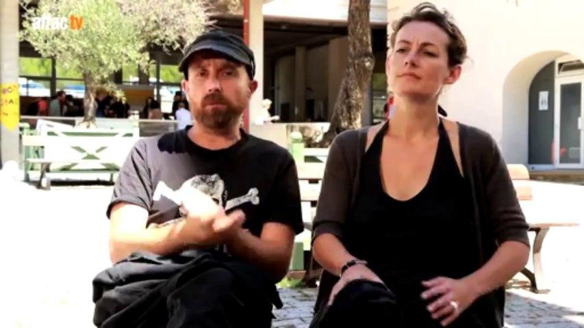 Les sentiers de l'utopie - Isabelle Frémeaux et John Jordan