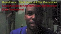 Learn Auto Body And Paint VIP Member Club Testimonial - Camal from Saint Vincent