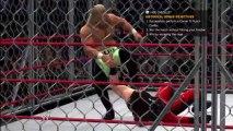 Xbox 360 - WWE 13 - Mankind - Match 7 - Triple H vs Kane
