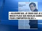UMP: François Fillon canarde Nicolas Sarkozy - 08/10
