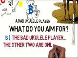 Ukulele Jokes | Learn Ukulele Fast | How to play the Ukulele Quickly