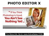 Photo Editor X - Best Image Editing Software Video Tutorials