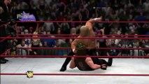 Xbox 360 - WWE 13 - Rise Of D-X - Match 2 -  Michaels & Helmsley vs Mankind & Undertaker