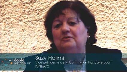 Education: quels enjeux pour un nouvel humanisme?  Suzy Halimi