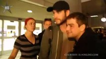 Liam Hemsworth's Reaction To Miley Cyrus SNL 2013 Performance -- Parody At Saturday Night Live