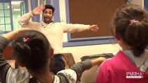 Rythmes éducatifs : atelier Lipdub à l'école Dussoubs