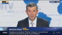 La Chronique éco de Nicolas Doze : le pouvoir d'achat, le clandestin de ce quinquennat - 09/10