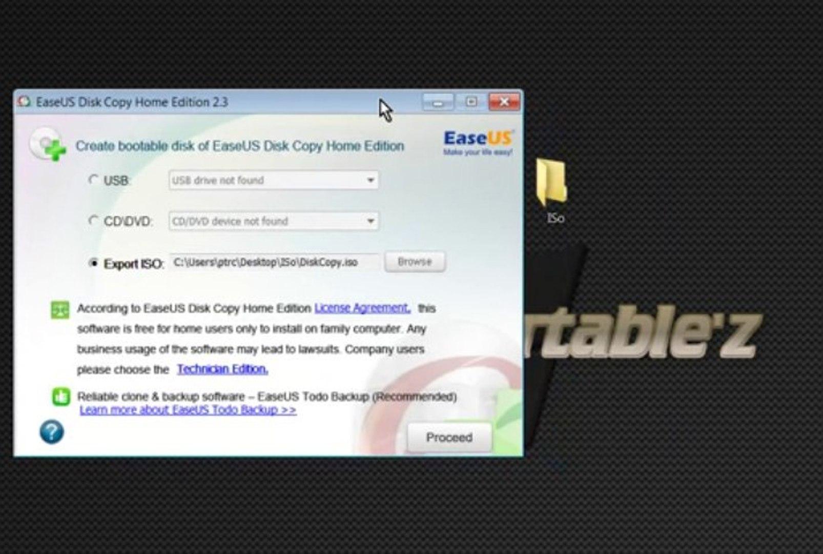 EaseUS Disk Copy 2 3 1 Home Edition_portable