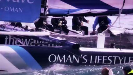 Extreme Sailing Series, Act 7 Nice presented by Land Rover highlights