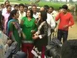 Mallika Vists Her Native Village To Shoot Bachelorette India (Hindi)