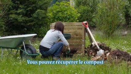 Récupérer son compost