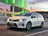 Toyota Auris Hybrid Touring 2013