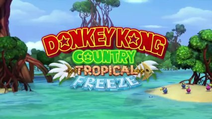 Trailer Dixie Kong de Donkey Kong Country : Tropical Freeze