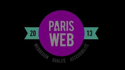 Paris-Web 2013 Teaser