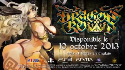 L'Amazone de Dragon's Crown