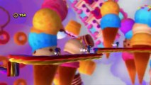 Candy Stage - Sonic: Lost World - E3 2013 Gameplay