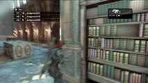 Gears of War Judgment - Library Free-For-All Gameplay