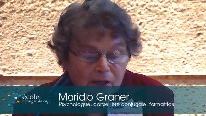 Donner toute sa place à l'Éducation psycho-sociale - Maridjo Graner