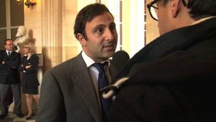 Paris (France) 01/10/2013 Rihan Cypel et les roms