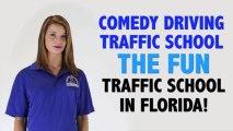 Comedy Driving Traffic School - The Fun Traffic School In Florida
