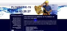 Yvelines - Plomberie plombier yvelines 78