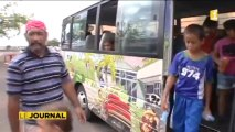 La sécurité dans les transports scolaires - JT 08 10 2013