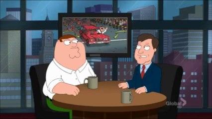 Family Guy Predicts Boston Bombing