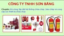 Lắp đặt hệ thống báo cháy tại Quận 2, Quận 3, Quận 4, Bình Tân, Bình Phước - Sài Gòn
