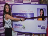 Malaika Arora Khan Launches Naturals Marvie Lounge