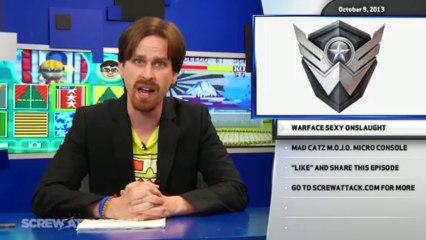 Hard News 10/09/13 - Assassin's Creed IV, Warface, Mad Catz M.O.J.O. - Hard News