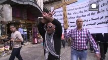 Religious tension rises in the Palestinian territories
