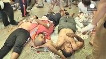 Estados Unidos recorta la ayuda militar a Egipto