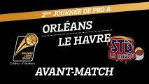 Avant-Match - J02 - Orléans reçoit Le Havre