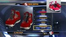 NBA 2k14 Toro 4s (2k14 Shoe Creator Toro 4s tutorial)