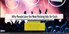 Why people love Posting Ads for Cash! Make $100-$200 daily copying and pasting ads!Get in on this!!!