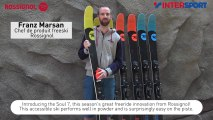 Ski ROSSIGNOL Soul 7 2014 - Location ski Intersport