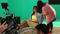 Katrina Kaif - Behind the Scenes Of An Ad Shoot – Hot Or Not ?