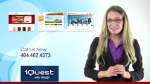 iQuest Atlanta Web Design Company | Atlanta eCommerce Web Design | Professional, Affordable, and Clean Atlanta Web Design