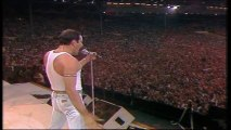 Queen - We Will Rock You        (Live AID-1985)