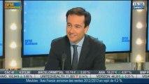 Panorama des flux de l'ETF du mois de septembre: David Benmussa, dans Intégrale Bourse - 10/10