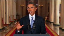 """Syria strike """"no matter how limited, is not going to be popular,"""" Obama says"""