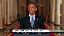 President Obama makes his case for Syria strike: Full remarks
