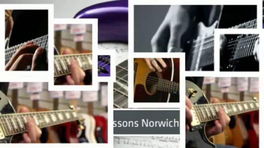 Norwich Guitar Lessons