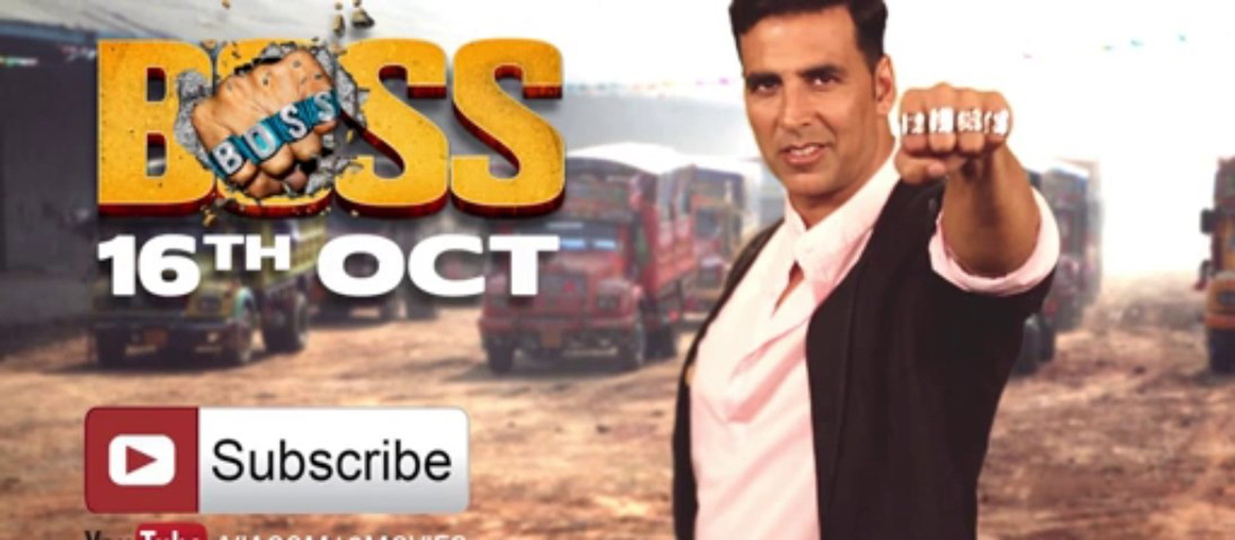 HD 10 Commandments Of BOSS | Akshay Kumar - BOSS [2013]