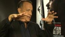 Captain Phillips: Tom Hanks interview