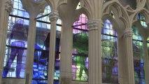 Cathédrale Saint-Gatien de Tours  : dans les coulisses d'une création contemporaine de vitraux